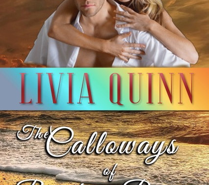 Calloways of Rainbow Bayou Boxset (Books 1-3) by @LiviaQuinn is a Fall Into These Great Reads Pick #