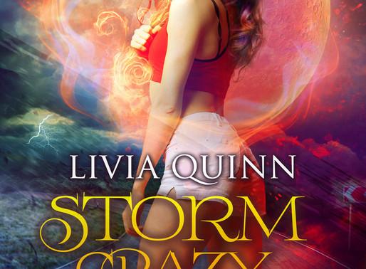 #Booklove - Storm Crazy is FREE but an even better deal is the Storm Crazy Bonus Set by @liviaquinn