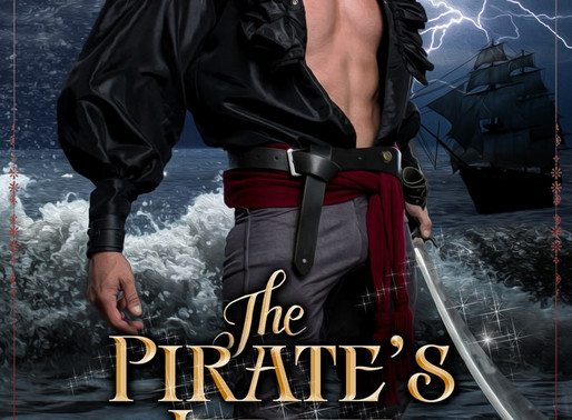 Celebrate spring with The Pirate's Jewel by USA Today Bestseller @RuthACasie #historicalromance #pir
