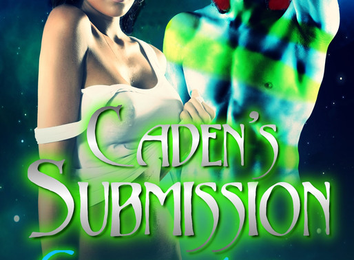 Conquering the Aliens, Volume Two – Caden's Submission by Nelida Coy @SerenaDracis is a Fall Into Th