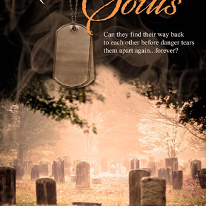 Haunted Souls by Kathryn Knight @k_knightbooks Blends Second-Chance #Romance with a Ghost Story! #bo