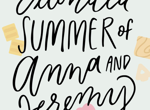 The Extended Summer of Anna and Jeremy by @JenniferAShore is a YA Bookish Event pick #yalit #romance