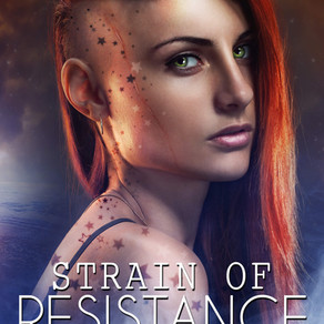 Strain of Resistance by Bestseller Michelle Bryan is a Trick or Treat Bonanza pick #fantasy #books