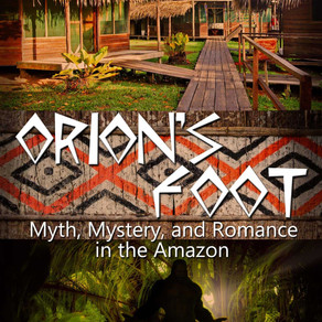 Orion's Foot: Myth, Mystery, and Romance in the Amazon by @msspencerauthor is a Trick or Treat Book