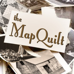 The Map Quilt by Lisa J. Lickel is a Cozy Mystery Event pick #cozymystery #inspirational #giveaway