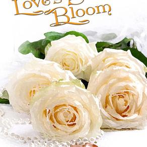 Love's Second Bloom by L. M. Gonzalez and @WildRosePress #romance #contemporaryromance #secondch