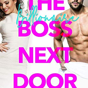 Book Review | The Billionaire Boss Next Door by New York Times Bestseller @authormaxmonroe #romcom #