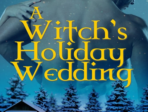 A Witch's Holiday Wedding by Bestseller @TenaStetler #ChristmasinJulyFete #giveaway #PNR #parano