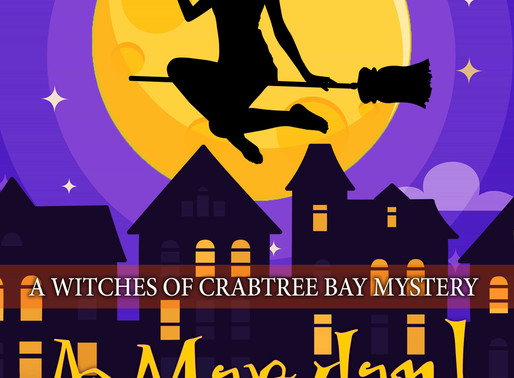 A Maryland Witch by Award-Winning Author @CatherineMesick is a Trick or Treat Book Bonanza Pick #coz
