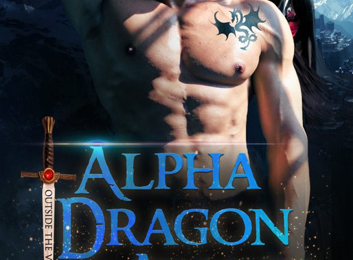 Book Review   Alpha Dragon Awakes (Outside the Veil, #3) by @TJShawAuthor #paranormalromance #shifte