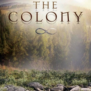 The Colony Series by @RMGilmour Blends #Scifi #Romance With #Dystopia! #MustRead #FridayReads #books
