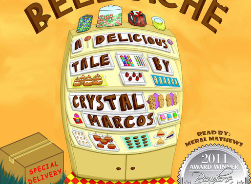 Bellyache: A Delicious Tale by Award-Winning Author @CrystalMarcos is Available in #Audio! #kidlit #