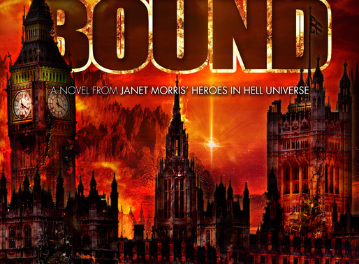 Hell Bound by International Bestseller @WestonAndrew is a Trick or Treat Book Bonanza Pick #paranorm