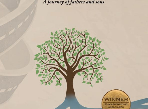 Celebrate fathers with Any Road Will Take You There by @DavidWBerner #fathersday #giveaway #memoir