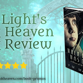 5+ stars for When Paris Was Dark: A Sliver of WWII History by Y.M. Masson #historicalfiction #WWII
