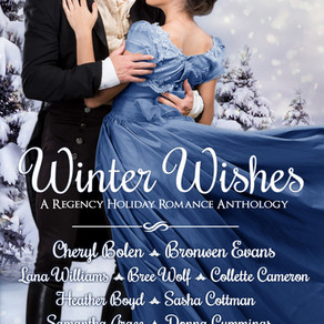 Book Review | The Duke She Despised, in the Winter Wishes Regency Holiday Romance Anthology by @Alin