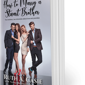 How to Marry a Stuart Brother by USA Today Bestseller @RuthACasie #romance #bookreview