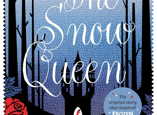 The original story that inspired Frozen. . . The Snow Queen by Hans Christian Andersen and @PushkinP