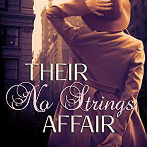 Their No-Strings Affair by @charlotte_oshay #ChristmasinJulyFete #giveaway #romance #militaryromance