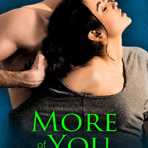 More of You by @marietuhart is a Snuggle Up Readathon Pick #eroticromance #BDSM #giveaway