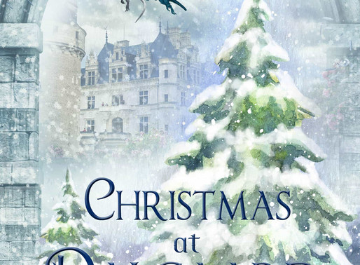 Christmas at Dalgaard Castle by Grace Augustine @mallidalli is a Christmas and Holiday Festival Pick