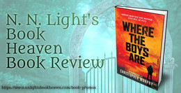 Where The Boys Are: Murder, Martinis, and Mayhem... Boys will be Boys by @CMurphyBooks #lgbtq #books