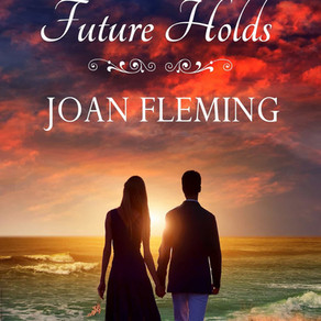 What the Future Holds by @Joan_Fleming is a Fall Into These Great Reads pick #romance #giveaway