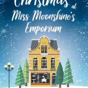 Christmas at Miss Moonshine's Emporium: An Anthology of Festive Stories is a Christmas and Holiday F