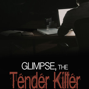 Book Review   Glimpse, The Tender Killer (Book 3 Deadly Glimpses Trilogy) by @StephenBKing1 #thrille