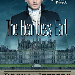 The Heartless Earl: A Common Elements Romance Project Novel by @reginajeffers is a Snuggle Up Readat