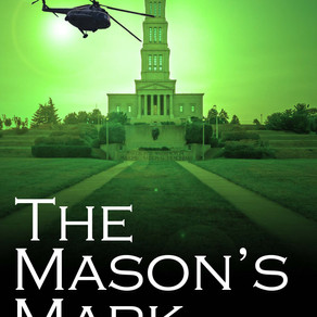 The Mason's Mark: Love & Death in the Tower by @msspencerauthor is a Binge-Worthy Book Festival