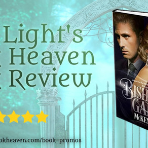 5 stars for Bishop's Gambit (Redclaw Origins Book 2) by @McKennaDeanFic #paranormalromance #bookish
