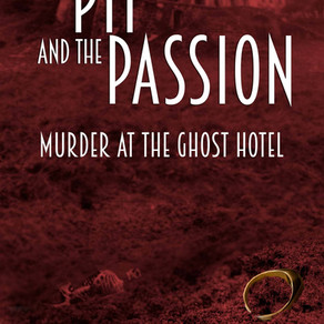 Celebrate spring with The Pit and the Passion: Murder at the Ghost Hotel by @msspencerauthor #myster