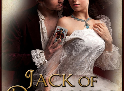 Jack of Diamonds by Award-Winning Author @merrybond is a New Year New Books Fete Pick #romance