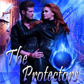 The Protectors by @No1Bitchmaster is a Scary Reads for Halloween pick #paranormal #uf #giveaway