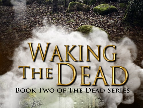 Celebrate spring with Waking the Dead by Rita-Nominated @kerryblaisdell1 #urbanfantasy #paranormal #
