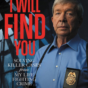 I Will Find You: Solving Killer Cases from My Life Fighting Crime by @LtJoeKenda #bookreview #truecr