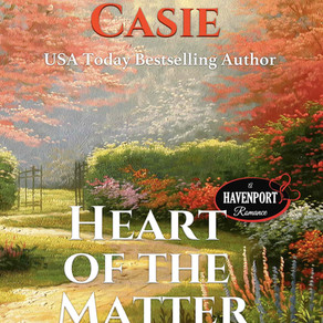 Heart of the Matter by @RuthACasie is a Cozy Mystery Event pick #cozymystery #mystery #giveaway