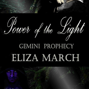 Power of the Light by @elizamarch is a Scary Reads for Halloween pick #fantasy #halloween #giveaway