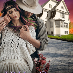 Hidden Gypsy Magic by @TenaStetler is a Trick or Treat Bonanza pick #paranormal #pnr #giveaway