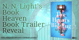 Book Trailer Reveal | The Heart's Bidding by @JordanRileySwan #womensfiction #sweetromance #video