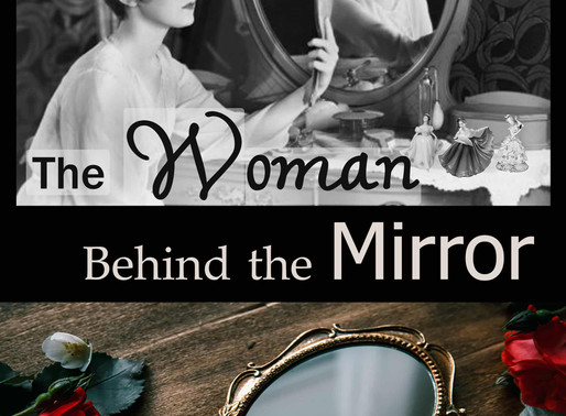 The Woman Behind the Mirror by @JanSelbourne is a Shake Off Winter Doldrums Festival Pick #giveaway