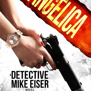 What Happens in the Kitchen, Stays in the Kitchen... Angelica (The Detective Mike Eiser Series Book