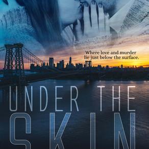 New Release   Under the Skin by Award-Winning Author @ZaraWestAuthor #romanticthriller #romance #new