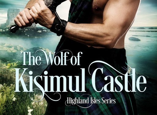 Celebrate fathers with The Wolf of Kisimul Castle by @HMcCollumAuthor #scottish #fathersday