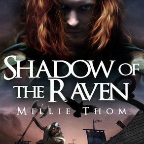 Book Review | Shadow of the Raven (Sons of Kings Book 1) by @MillieThom #historicalfiction #hisfic #