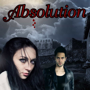 Absolution by @PLParker is a Scary Reads for Halloween pick #paranormalromance #halloween #giveaway