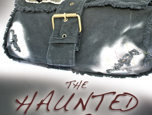 The Haunted Purse by @KimberlyBaer14 is a Mystery and Suspense Festival pick #yalit #paranormal