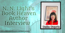Author Interview | Meet @dalia_dupris who believes in the magic of books #books #romance #interview