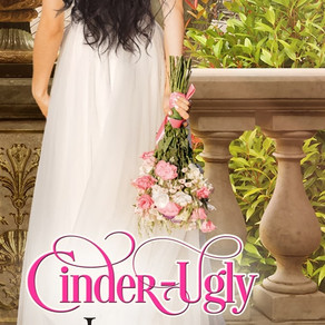 Fall Into . . . Cinder-Ugly by Laura Strickland and @WildRosePress #fantasyromance #romance #giveawa